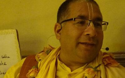 Bhakti Vičár Višnu Maharádž